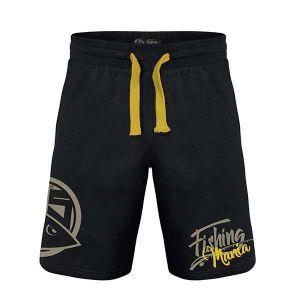 HS Fishing Mania Yellow - rövid szabadidő nadrág