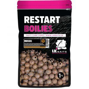 LK Baits Restart Boilie - Mussel - 1kg