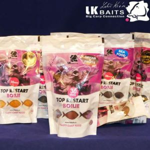 LK Baits Top Restart - csalizó bojli - Caviar & Fruit -