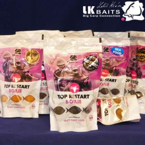 LK Baits Top Restart - csalizó bojli - Nutric ACID - 250g