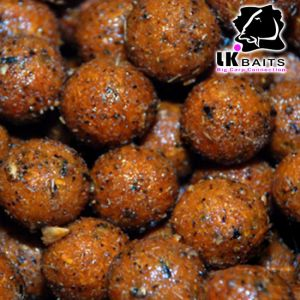 LK Baits Euro Economic Boilie - Amur Special - 1kg - 18mm
