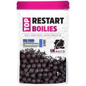 LK Baits Top Restart Boilie - Sea Food - 1kg