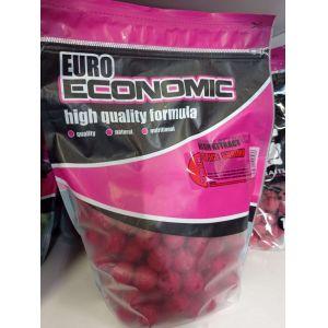 LK Baits Euro Economic Boilie - Spice shrimp 1 Kg