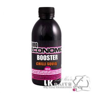 LK Baits Booster Top restart - 250ml - Chilli Squid