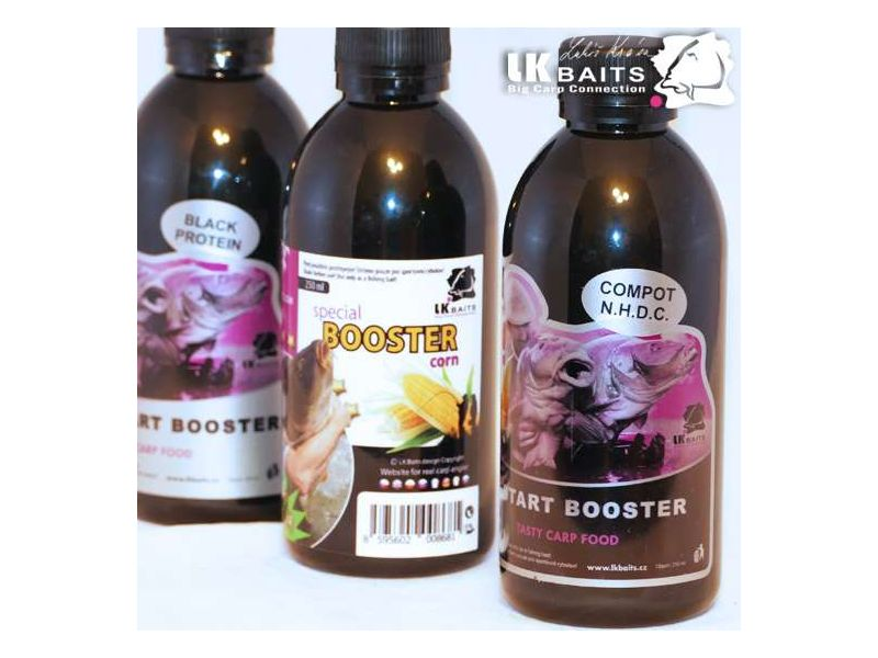LK Baits Booster Euro Economic - 250ml - Fruits Exotic