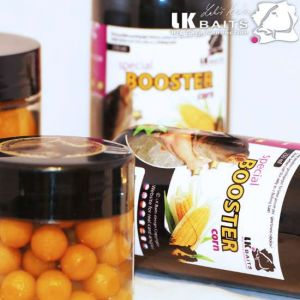 LK Baits Booster Top restart - 250ml - World Record Carp Cor