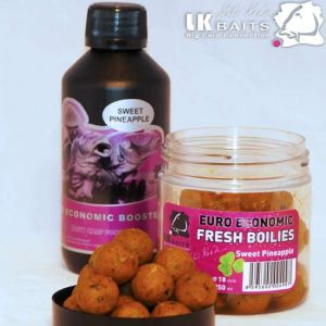 LK Baits Booster Euro Economic - 250ml - Sweet Pineapple