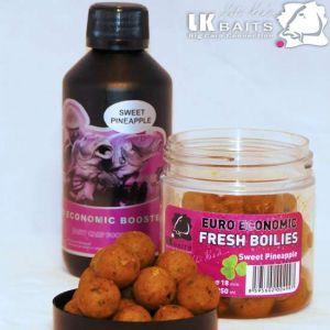 LK Baits Booster Euro Economic - 250ml - Sweet Pineapple