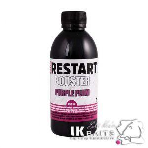 LK Baits Booster Top restart - 250ml - Purple Plum