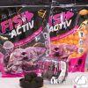 LK Baits Fish Activ Oldódó bojli - 20mm - Black Protein