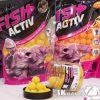 LK Baits Fish Activ Oldódó bojli - 20mm - World Record Carp