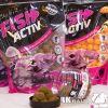 LK Baits Fish Activ Oldódó bojli - 20mm - Nutric Acid