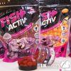 LK Baits Fish Activ Oldódó bojli - 20mm - Spice Shrimp
