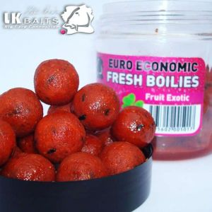 LK Baits Fresh Boilies in DIP - Fruit Exotic - 18mm 250ml