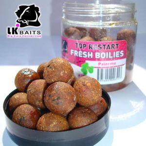 LK Baits Fresh Boilies in DIP - Palermo - 18mm 250ml