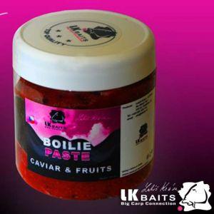 LK Baits Boilie Paste - 250g - Caviar&Fruits