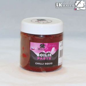 LK Baits Boilie Paste - 250g - Chilli Squid