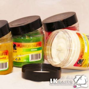 LK Baits Boilie Paste Fluoro - 250g - Carp Secret