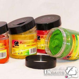 LK Baits Boilie Paste Fluoro - 250g - Mussel