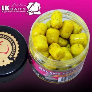 LK Baits Balanc Pellets in DIP - 12mm - 150ml - Sweet Pineap