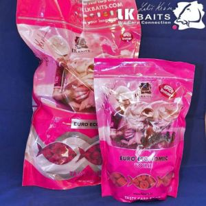 LK Baits Euro Spice Shrimp - 12-17mm - 5Kg + Booster 100m