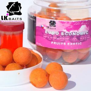 LK Baits Euro Economic Pop-up - 18mm - Fruits Exotic