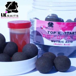 LK Baits POP-UP Top ReStart - Nutric Acid (18mm, 14mm)