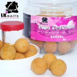 LK Baits Euro Economic Pop-up - 18mm - Sardel