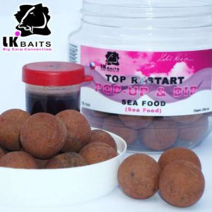 LK Baits POP-UP Top ReStart - Sea Food (18mm, 14mm)