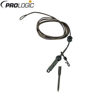 Prologic Helicopter Ready Metal Core Leader - 80cm 45lbs - 3