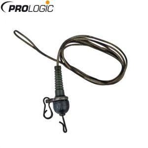 Prologic MP Ready Metal Core Leader - 80cm 45lbs - 3db/csoma