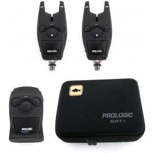 Prologic Bat Bite Alarm Blue Set - 2+1 elektromos kapásjelző szett
