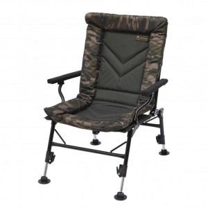 Prologic Avenger Comfort Camo Chair - Karfás szék