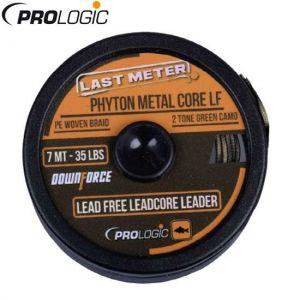 Prologic Python Metal core előkezsinór 5m
