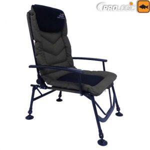Prologic Commander Daddy Long Chair - karfás fotel