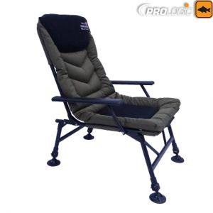 Prologic Commander Relax Chair - karfás szék