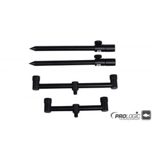 Prologic Black Fire Buzz & Sticks 3 Rods Kit