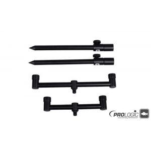 Prologic Black Fire Buzz & Sticks 3 Rods Kit