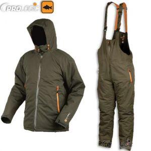 Prologic LitePro Thermo ruha szett - Bélelt kabát és kantáro
