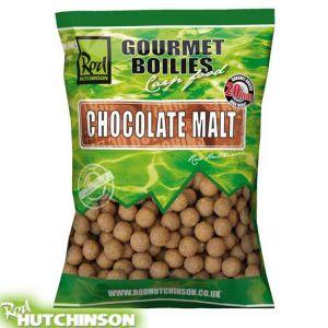 Rod Hutchinson Gourmet Boilies 1kg - Chocolate Malt