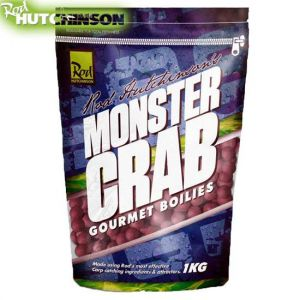 Rod Hutchinson Gourmet Boilies 1kg - Monster Crab