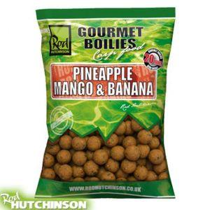 Rod Hutchinson Gourmet Boilies 1kg - Pineapple, Mango &