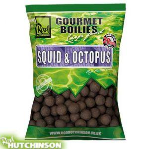 Rod Hutchinson Gourmet Boilies 1kg - Squid & Octopus