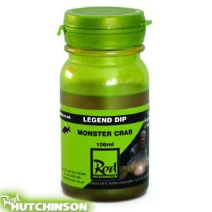 Rod Hutchinson The Legend Dip 100 ml - monster crab
