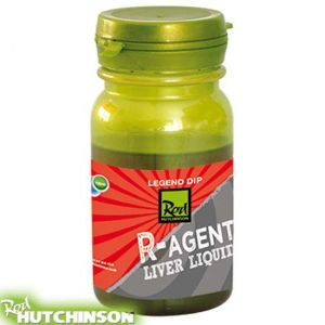 Rod Hutchinson The Legend Dip 100 ml - R- Agent and Liver Li