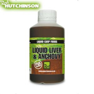 Rod Hutchinson Liquid Carp Food - 500ml - Liquid Liver & Anc