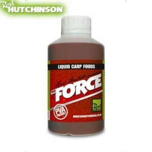 Rod Hutchinson Liquid Carp Food - 500ml - Force