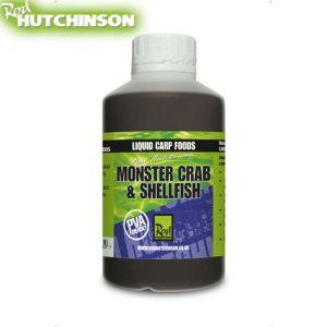 Rod Hutchinson Liquid Carp Food - 500ml - Monster Crab & She