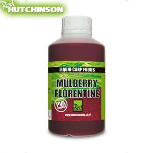 Rod Hutchinson Liquid Carp Food - 500ml - Mulberry Florentin