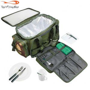 TF Gear Survivor Food Bag - Hűtőtáska és étkészlet